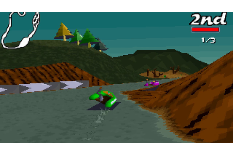 Big Red Racing (PC DOS) 60FPS longplay - YouTube