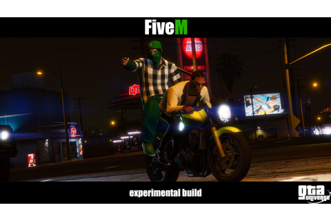 FiveM Gameplay - GTAV MP Client (experimental build) - YouTube