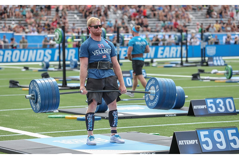 Elimination Rounds & Athlete Seeding at the 2019 CrossFit ...