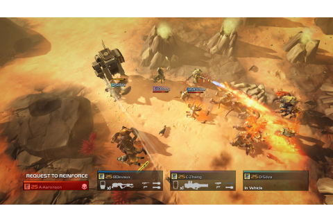 Helldivers, Nom Nom Galaxy Headline February's PS Plus ...