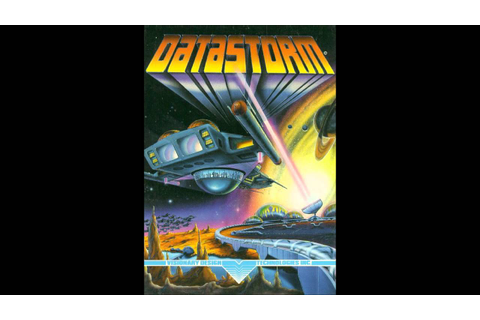[AMIGA MUSIC] Datastorm - Title Screen - YouTube