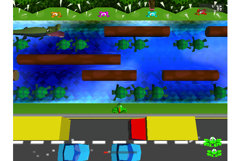 3D Frogger Game Download - folioggett