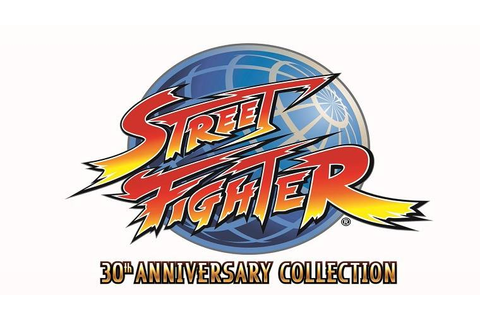 Capcom Announces Street Fighter 30th Anniversary Collection
