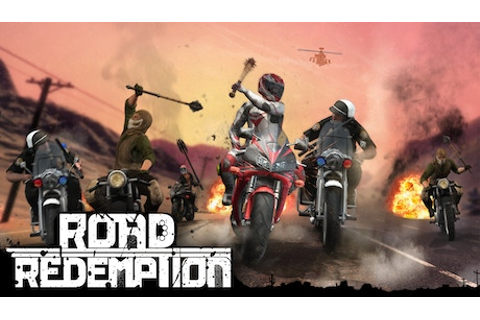 Road Redemption by DarkSeas Games —Kickstarter