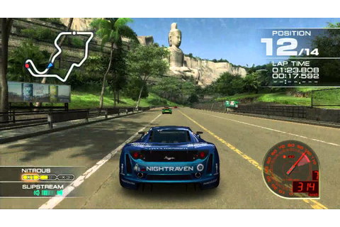 PS3 Ridge Racer 7 1080p Hauppauge HD PVR Gaming Edition 2 ...