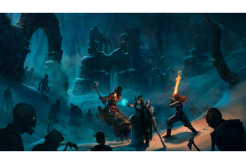 Crowfall is an MMO that mixes Game of Thrones with Eve ...