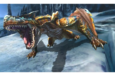 E3 2014: Trying to slay the Tetsucabra in Monster Hunter 4 ...