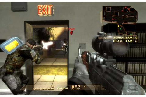 Tom Clancy's Rainbow Six Vegas (2006) - The 50 Best First ...