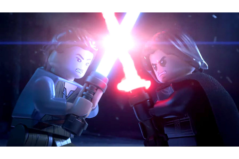 LEGO Games Are Growing Up with Star Wars: The Skywalker ...