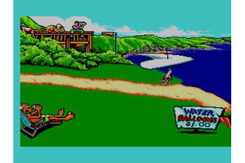 California Games 2 (Sega Master System) - YouTube