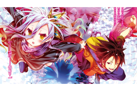 No Game No Life, Anime, Sora (No Game No Life), Shiro (No ...