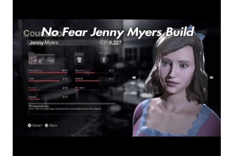"FRIDAY THE 13TH: The Game ""No Fear Jenny Myers Build ..."