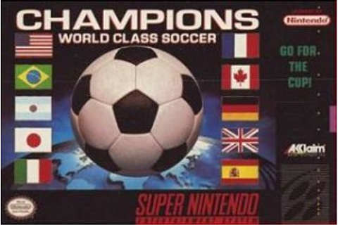 Champions World Class Soccer Review - SNES HUB