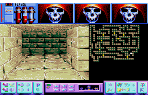 Rings of Medusa 2 | Old DOS Games | Download for Free or ...