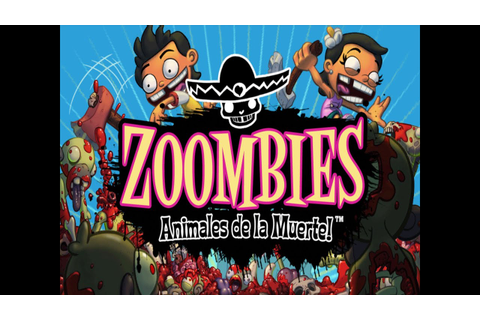 Zombies: Animales de la Muerte! iPhone, iPod Touch, and ...
