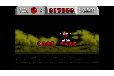 Game Over: Cool Spot (SNES & Genesis) - YouTube