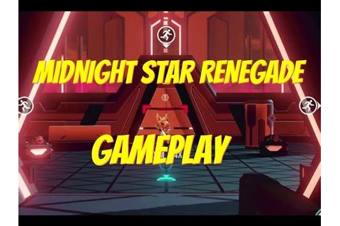 MIDNIGHT STAR RENEGADE Gameplay Trailer | Mobile game ...