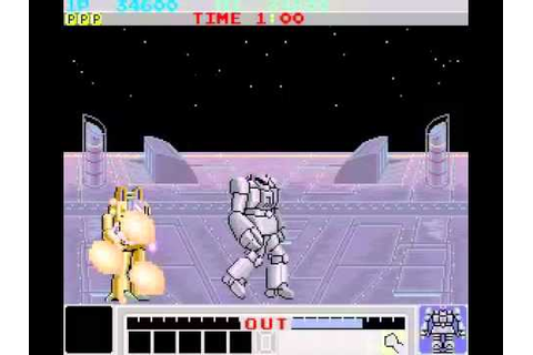 Game of the day 388 Galactic Warriors (ギャラクティックウォーリアーズ ...