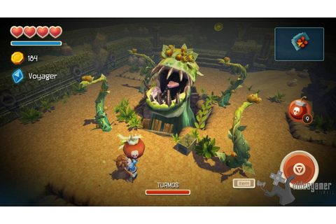All Oceanhorn: Monster of Uncharted Seas Screenshots for ...