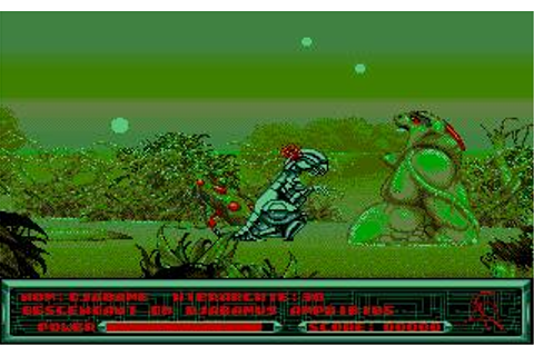 Metal Mutant Download (1991 Arcade action Game)
