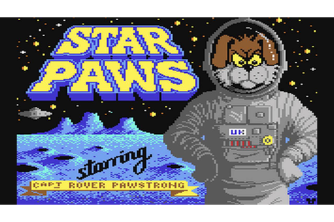 Weltraum Amy - Star Paws / Virtue II (C64 Game Music ...