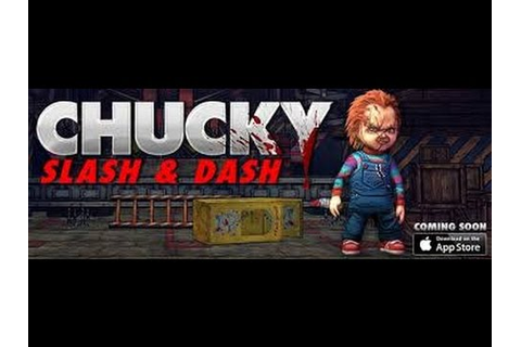 Chucky Slash & Dash Game - YouTube