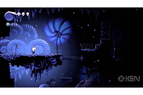Hollow Knight - Gameplay Demonstration - YouTube