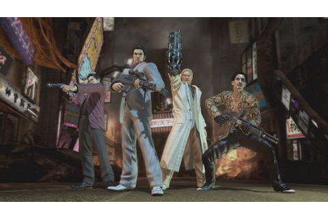 Amazon.com: Yakuza Dead Souls: Video Games