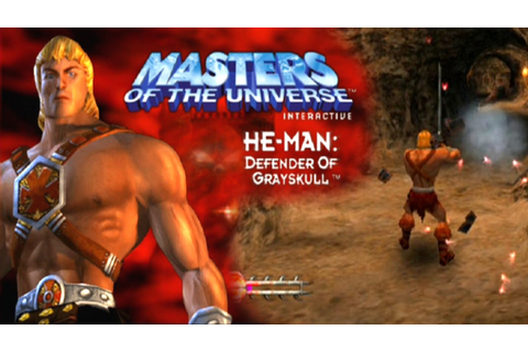 He-Man: Defender of Grayskull ... (PS2) - YouTube