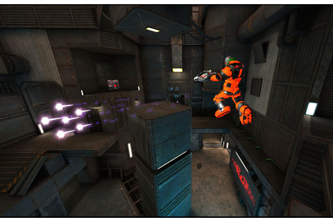 Xonotic: The Free and Fast Arena Shooter - Xonotic