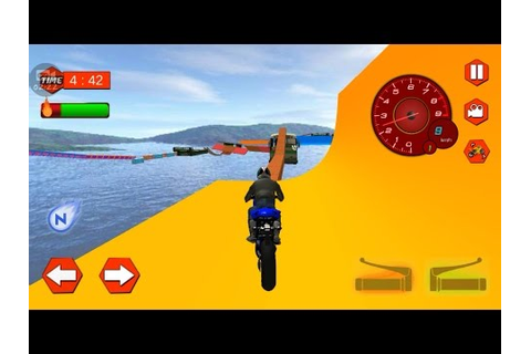 EXTREME BIKE STUNTS MANIA GAME - New Bike Games For Kids ...