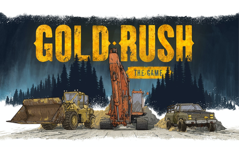 Gold Rush: The Game by PlayWay —Kickstarter