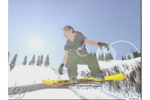 Shaun Palmer's Pro Snowboarder Screenshots, Pictures ...