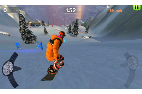 SummitX Snowboarding Gameplay 6 - AndroidTapp