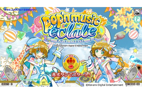 Konami's Pop'n Music Sure Looks...Different