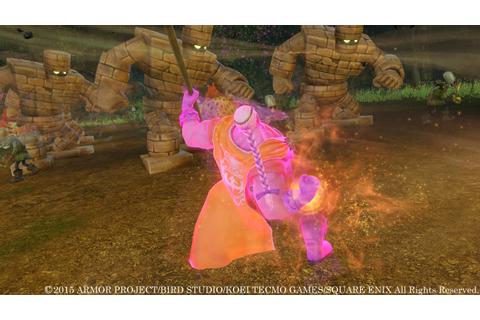 Dragon Quest Heroes : Le Crépuscule de l'Arbre du Monde on Qwant Games