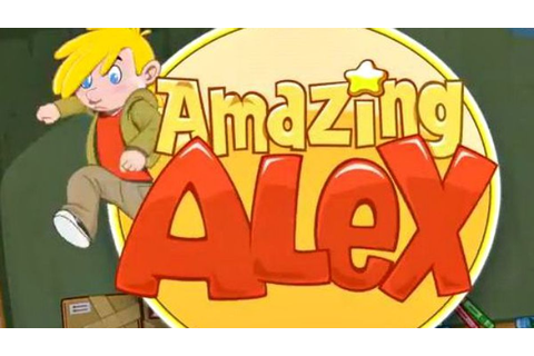 'Angry Birds' Creator Drops Trailer for New 'Amazing Alex ...