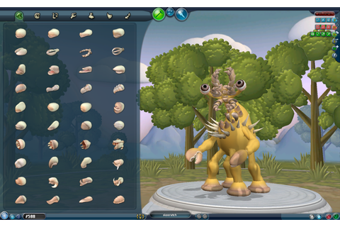 GAD Year 2 Blog: CS Games Analysing: Spore