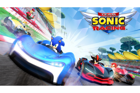 Team Sonic Racing Footage - Nintendo Switch News ...