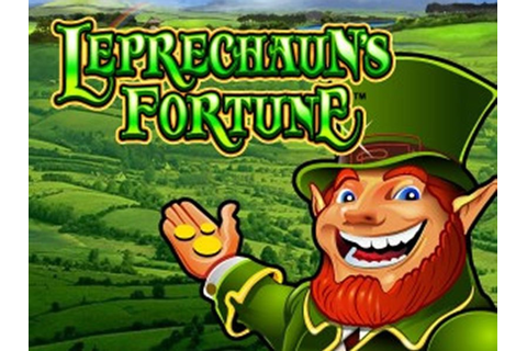 Leprechauns Fortune Slot Machine Game - Free Play Online ...