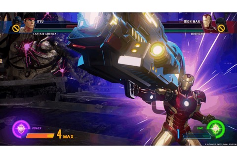 Marvel vs. Capcom: Infinite - Monster Hunter Free PC Game