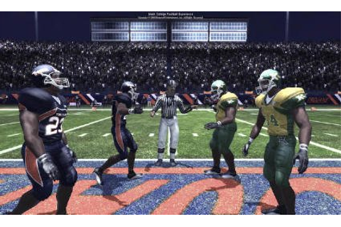 BCFx: Black College Football - The Xperience – скриншоты ...