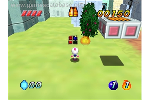Bomberman Hero - Nintendo N64 - Games Database