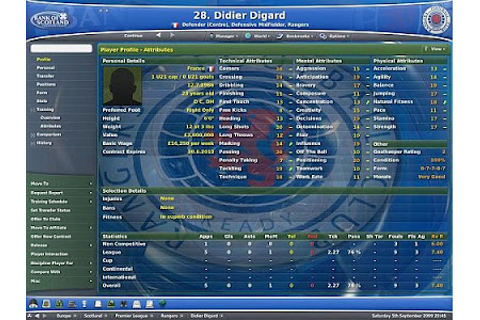 Football Manager 2009-[download game mediafire] | Download ...