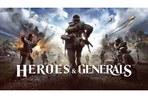 Heroes & Generals – The Ultimate WW2 Game [Launch Trailer] - YouTube