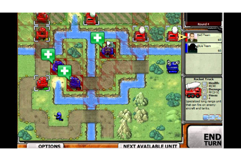 Advance Wars..ONLINE GAME PLAY REMAKE - YouTube