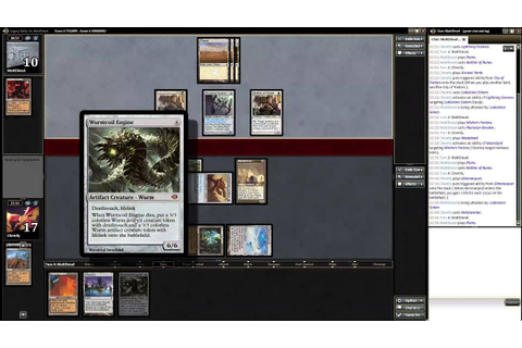 Legacy MUD #2 (Match 1, Game 1) - YouTube