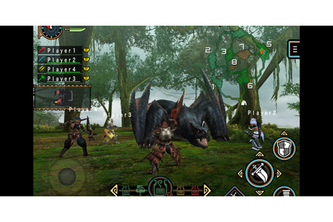 Monster Hunter Freedom Unite brings hit 2009 game to iOS ...