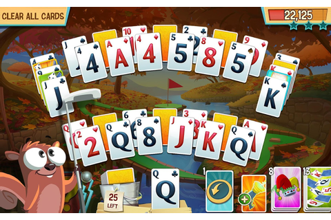 Fairway Solitaire Blast - Android Apps on Google Play