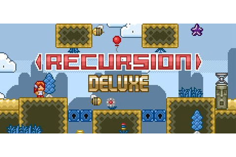 RECURSION DELUXE [PC Game Review] | Horror Cult Films